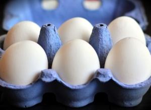 Wann legen Hühner Eier